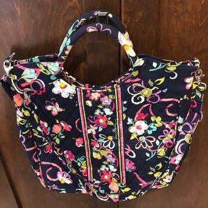 *Price Drop*BARELY USED Vera Bradley Two Way Tote